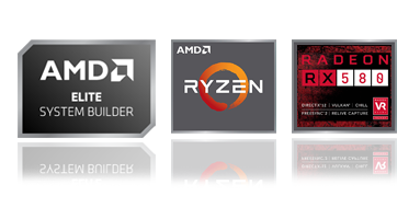 AMD ELITE Ryzen + RX580