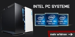 High-End Gaming Intel Systeme