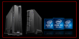 Mini PC Intel Systeme
