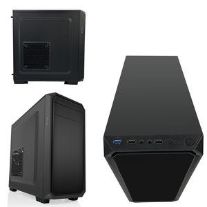 Office PC | AMD FX-8800 4x3.4GHz | 8 GB DDR4 2666Mhz | Radeon R7 4GB | 500GB HDD