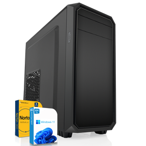 Office PC | AMD FX-8800 4x3.4GHz | 8 GB DDR4 2666Mhz | Radeon R7 4GB | 256GB M.2 SSD + 500GB HDD